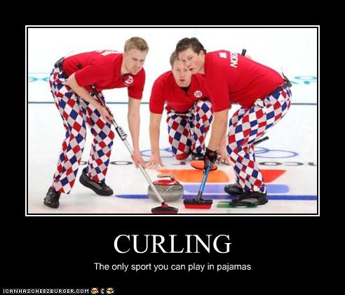 cider christmas and curling as told by laura