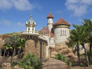 ariel's castle