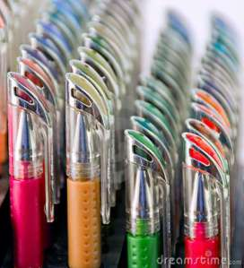 DreamsTime Gel Pens