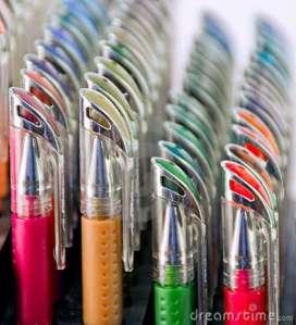 DreamsTime Gel Pens