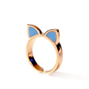 Cat Ears Ring - $15.06
