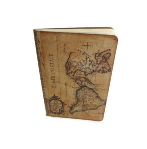 Travel Journal Notebook - $16