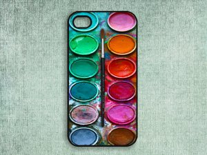 Color Palette iPhone 4 Case